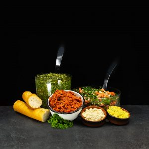 Salades & tapenades